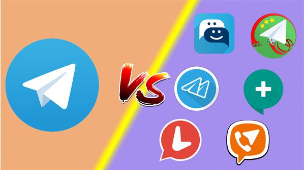 کدام تلگرام بهتر است